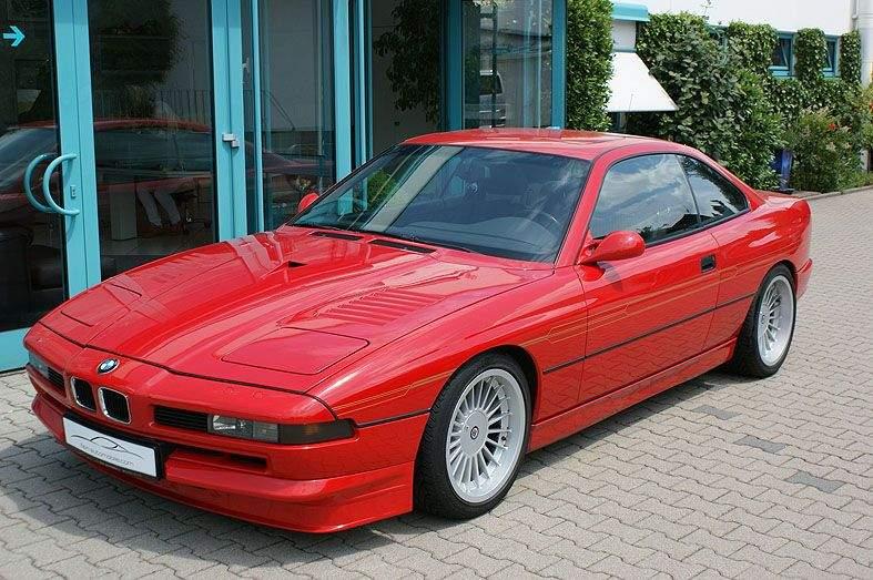 Bmw Alpina B12. 1995 BMW ALPINA B12 5.7 Coupe